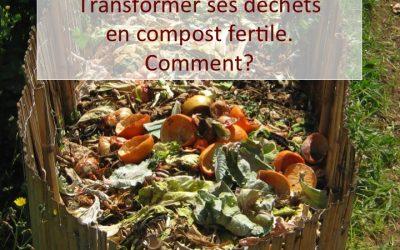 Comment réussir votre compost?
